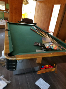 Pool Table for Sale (Please Call for all Inquiries and Pricing)