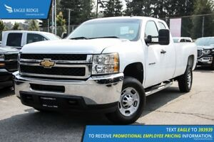 2011 Chevrolet Silverado 2500HD WT AM/FM Radio and Air Condit...
