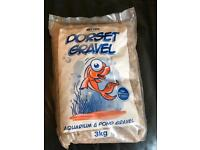 4 x 3 kg Bags of Aquarium Gravel Plus More
