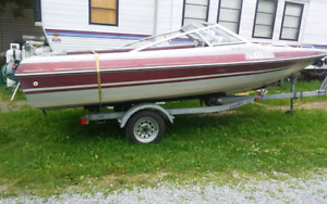 Boat and trailer must go i need room