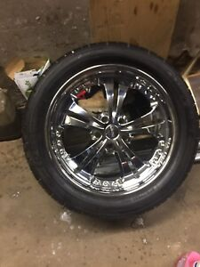 5x120 275 40 20 rims and tires