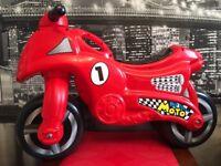 BALANCE MOTORCYCLE Dolu