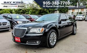 2013 Chrysler 300 TOURING, BLUETOOTH, PANO SUNROOF, BACK-UP CAM