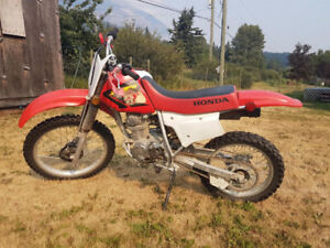 2002 Honda xr 200 r for sale