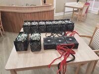 AntMiner S5 Bitcoin Miner Job Lot