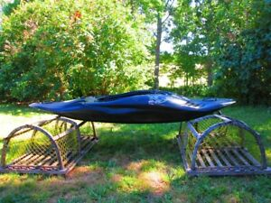 Riot Booster 50 kayak w/skirt