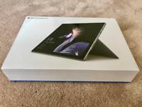 """MICROSOFT SURFACE PRO TABLET 12"""" 2017, i7, 8gb RAM, 256gb SSD + DOCK, BOTH NEW SEALED BOXED rrp£1718"""