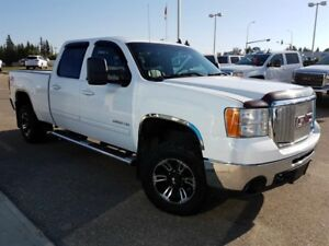 2010 GMC Sierra 2500HD SLT Fully Equipped Local Trade w/ Records