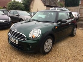 Mini 1.6 diesel. 2012. 36,000 miles. One owner.
