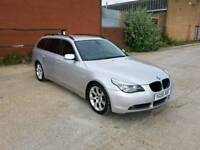 Bmw 525d estate similar to 520d,530d,c220,mondeo,insignia,320d