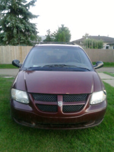 Dodge caravan for sell good condition