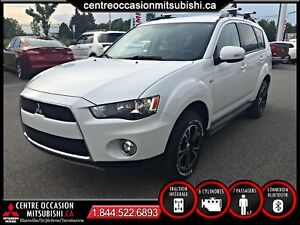 Mitsubishi Outlander LS AWD 2012 V6 7 PLACES 3500 LBS