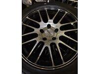 225/45/17R Winter tyres