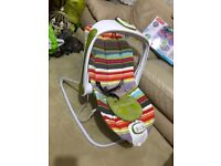 Mama papas Baby bouncer very good condition y