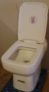 Used Macerating Toilet