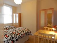 Fantastic twin room for friends or couple