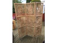 Beautiful Rattan Screen