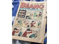 The Beano 1975