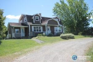 Westville - Many renos, 5 acres, 4 bed/2 bath & in-ground pool