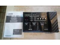 BOSS ME25 Guitar multi- effects pedal