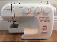 Janome Harmony 2041 Sewing Machine - Pre-Owned - Serviced With Warranty - UK Delivery Available