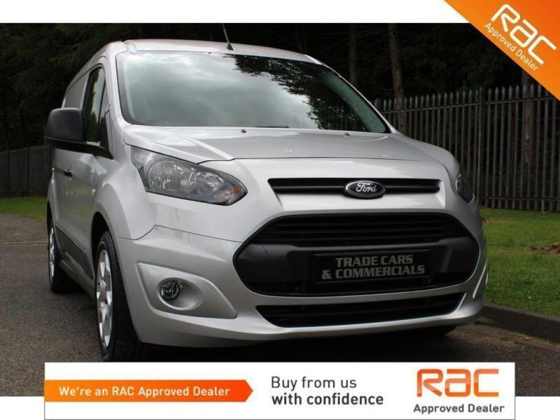 2015 15 FORD TRANSIT CONNECT 1.6 200 TREND P/V 94 BHP DIESEL