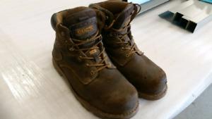 Size 12 Dakota steel toe Boots (used)