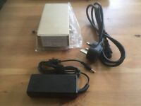 Laptop charger & adaptor HP06500. Unused & boxed as new.