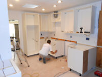 Looking for full-time kitchen installer $25