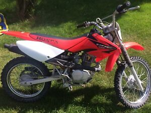 2005 Honda CRF100F Price Reduced!