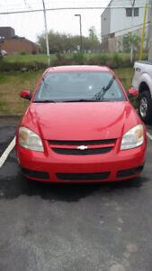 2006 Chevrolet Cobalt Coupe (2 door)MVI valid until March 2018.