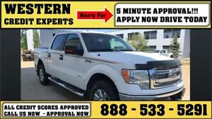 2013 Ford F-150 XTR 4x4 ~ Tow Package ~ EcoBoost ~ 5min Approval