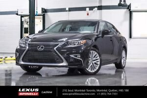2017 Lexus ES 350 GRP EXEC; CUIR TOIT GPS AUDIO DEMO REBATE OF $