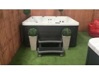 Hot Tub Sale Sale Sale!! H20 6 Seater, Music,Mood Lighting, Free Cover