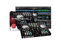 Traktor kontrol s2 mrk 2 for swap or sale