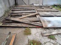 over 60 scaffold batons