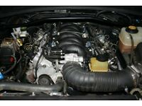 ls1 v8 Monaro Engine and T56 Gearbox Package