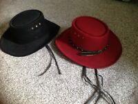 Line dancing hats