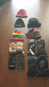 Winter is Coming :) variety of hats and gloves