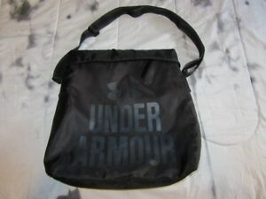Black Under Armour tote