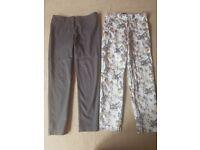 Work wear SIZE 8 ladies smart trouser bundle