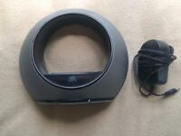 JBL RADIAL MICRO IPOD, IPHONE DOCK, SPEAKER SYSTEM IN GREAT CONDITION