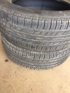 225/60R18 michelins