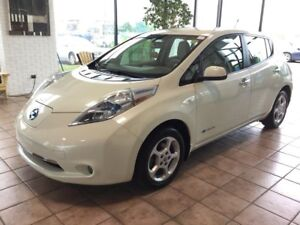 2012 Nissan LEAF SL NAVIGATION! HEATED STEERING! BLUETOOTH! B...