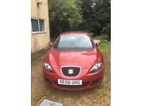 Seat Leon 1.6 petrol Reference