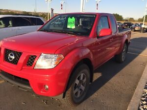 2011 Nissan Frontier Low low low Kms