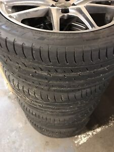 "19"" Wheels and tires TOYO PROXIES MINT 370z, Infiniti, Mustang"
