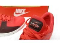 Original Nike Air Max Zero-Red-UK 5-NEW