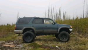 96 4Runner V6 limited