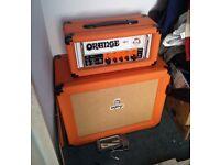 Orange OR15 + Orange PPC112CB speaker cab